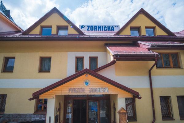 Penzión Zornička (exteriér 3)