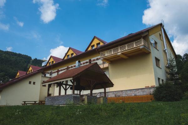 Penzión Zornička (exteriér 1)