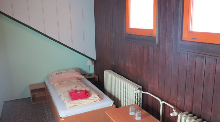 Turistická ubytovňa (náhľad 1)
