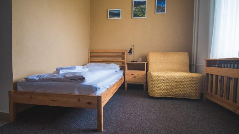 Jednolôžková izba (náhľad 3)