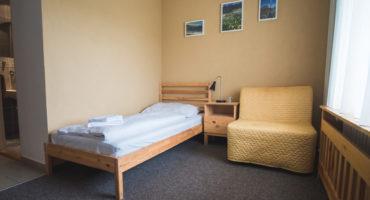 Jednolôžková izba (náhľad 1)